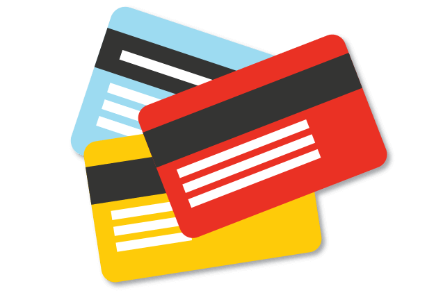 credit cards deco